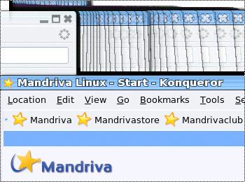 Mandriva Desktop