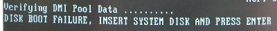 Linutop2 bootmessage