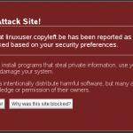 ReportedAttackSiteFirefox