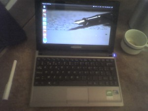 Ubuntu on a netbook