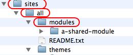 modules in drupal7
