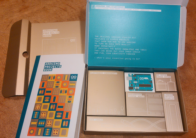 Arduino starter kit projects book pdf download